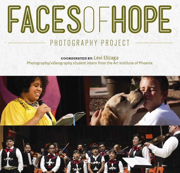 AZWP 2012 Faces of Hope Photography Project